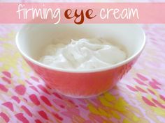 Hi everyone!  I will be doing a series on Beautiful Skin every Friday @ Primally Inspired!  My first post is on a DIY Firming Eye Cream!  It's very similar to my Firming Eye Serum post but the mois...