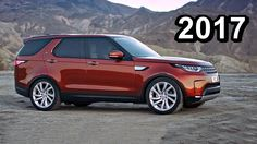 2017 Land Rover Discovery - Awesome SUV!!
