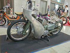 Honda Cub Bratstyle - 1