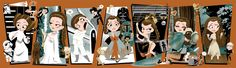 The Leia Story by Amy Mebberson