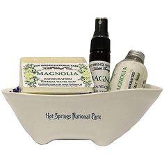 Bathhouse Row Mini Luxury Spa Gift Set $29.95