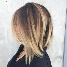 Minden nőnek ki kell próbálnia egyszer: a legszebb long bob frizurák szín szerint