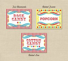 circus / carnival theme nurseries | Themed Parties & Showers :: Vintage Circus Party :: Vintage Circus ...