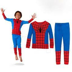 Pijama Homem Aranha - Novo - Importado - Original - R$ 43,90
