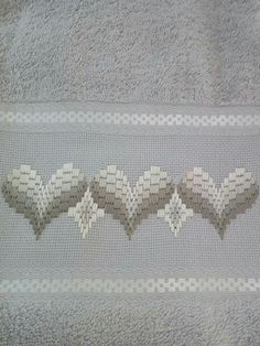 Discover thousands of images about Cute Embroidery Guide Bargello Needlepoint, Broderie Bargello, Bargello Patterns, Crochet Doily Patterns, Needlepoint Stitches, Needlework, Crochet Doilies, Hardanger Embroidery, Cute Embroidery