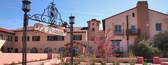 La Posada Hotel: Arizona's grandest estate - a National Historic Landmark, Winslow AZ