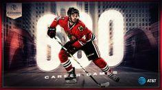 On Jan. 26, 2017, Niklas Hjalmarsson skated in his 600th NHL game!