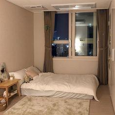 ✔ 84 perfect idea room decoration get it know 66 Related Korean Bedroom Ideas, Room Interior, Interior Design Living Room, Minimalist Room, Home Room Design, Aesthetic Room Decor, Cozy Room, Dream Rooms, My New Room