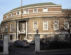Scenes of the music video were shot at Stoke Newington Town Hall. Britney Spears Songs, Town Hall, East London, London England, India, Mansions, House Styles, Places, Travel