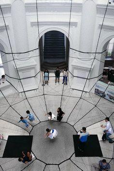 The Soft Dome, Singapore, 2017 - Atelier YokYok
