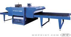 Sprint Series Gas Screen Printing Conveyor Dryers :Sprint 2000