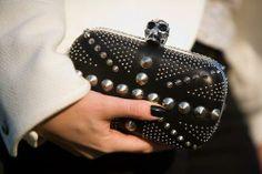 a glamorous handbag