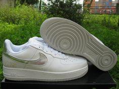 timeless design 41cd0 ed6d1 Hombre Blanco, Lunares, Calzado Nike, Calzas, Zapatos, Hombres, Air Force