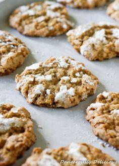 Christina Tosi's Oatmeal Cookies!