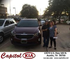 https://flic.kr/p/Msa4pS   #HappyBirthday to Crystal from Evan Kelly at Capitol Kia!   deliverymaxx.com/DealerReviews.aspx?DealerCode=RXQC