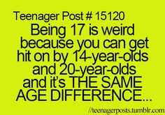 Wow, I never thought about that..