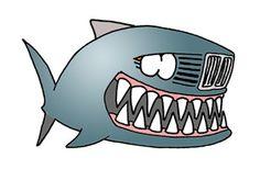 "I love the ""shark nose"" BMWs..."