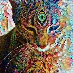 Open your third eye. Cats will lead you there Psychedelic Art, Tumblr Trippy, Arte Mehndi, Trippy Eye, Art Visionnaire, Psy Art, Visionary Art, Sacred Art, Third Eye