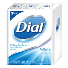 Experience a pure feeling of clean, and long-lasting deodorant protection. White and bright, Dial® All Day Freshness White delivers the clean Dial is famous for, with a fragrance as fresh as a new morning. Learn more at www.dialsoap.com  #movethedial
