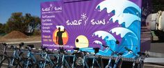 Surf Lessons with Surf & Sun at Middleton