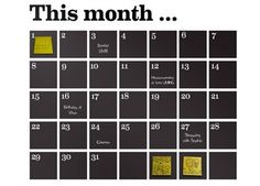 ferm living calendar wall sticker - Plans are never really set in stone, so why pen in and appointment when you can sticky-note it on the Ferm Living Calendar wall sticker? The mural. Calendar Stickers, Wall Stickers, Calendar Wall, Chalkboard Calendar, Chalkboard Vinyl, Modern Kids, All Modern, Kids Wall Decals, Office Walls