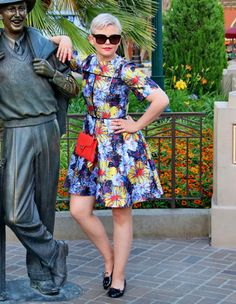 Josh Dallas & Ginnifer Goodwin at Disneyland (August 14, 2015)