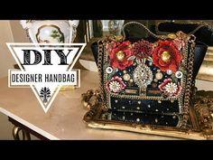 (1) DIY Luxury Dolce and Gabbana Bag - YouTube