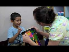 Watch video to see how I use rhythm and the drum to facilitate expressive language during music therapy.