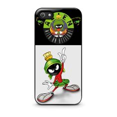 Marvin The Martian Looney Tunes iPhone Case
