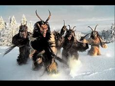 The Wild Hunt, Werewolves and Divination – Rauhnächte in Europe Beltane, Winter Solstice Traditions, Christmas Traditions, Live Girls, Twelfth Night, Wild Hunt, Dark Night, Yule, Werewolf