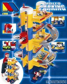 COMPRAR PARKING INFANTIL DE JUGUETE, MODELO MOLTÓ DE SEIS PISOS REF 5414 (NO INCLUYE COCHES), IndalChess.com Tienda de juguetes online y juegos de jardin