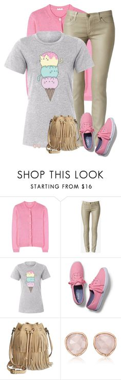 """""""chad"""" by divacrafts ❤ liked on Polyvore featuring Miu Miu, Pusheen, Keds, Patricia Nash, Monica Vinader and Original"""