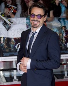 RDJ genuinely enjoys the process of promoting and opening a big movie, as well as the response of his fans.