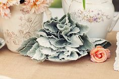"""Table Decor - """"French Antique Inspired"""" - The Bride's Cafe"""