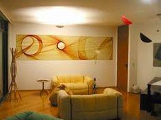 Resultado de imagem para quadros para sala de estar