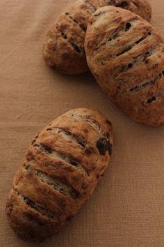 「くるみとベリーのハードブレッド」takacoco | お菓子・パンのレシピや作り方【corecle*コレクル】
