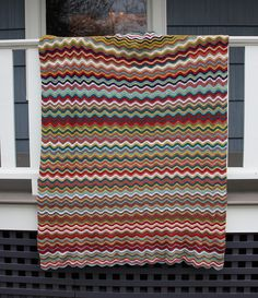 Stripe Pattern Generator Knitting : 1000+ images about crochet: ripple blanket on Pinterest Blankets, Yarn colo...