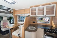 New motorhomes for 2014: Bailey Approach Autograph | Practical Motorhome