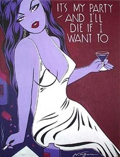 Niagara Detroit - It's My Party and I'll Die If I Want To, Repinned by Tiffany Goes To Hollywood (1).