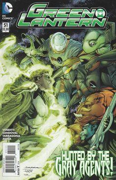 Green Lantern # 51 DC Comics The New 52! Vol. 5