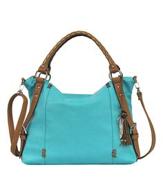 f78ff08d7a Love this Aqua  amp  Safari Sofia Tote by Jessica Simpson Collection on   zulily!