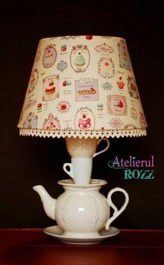 Cochet lamp