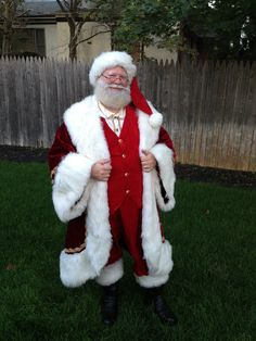 Long Island Santa Claus