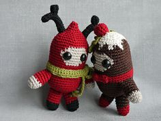 Christmas Spirits to crochet