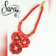 http://ift.tt/1kAmsy1  #red #orange #crochet #autumn #crystals #rhinestones #flowers #boho #bohochic #bohemian #bohonecklace #hippie #hippienecklace #gypsy #gypset #gypsetstyle #ropenecklace #rope #satin #cotton #yarn #statement #bellezamiajewelry