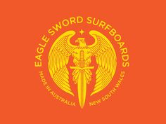 Eagle Sword Surfboards by Brian Steely