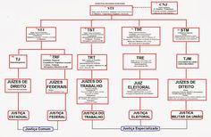 """são órgãos do poder judiciário + """"concurso"""" - Pesquisa Google Journal, Education, Leis, Organize, Student, Labor Law, Law School, Organizational Chart, Life Coaching"""
