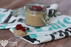 Kura gra - domáca pečeňová pena Mason Jars, Pudding, Mugs, Dinner, Healthy, Tableware, Fit, Desserts, Feather