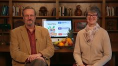 video for main web site;  introduction of Chris and Keith