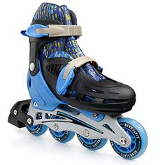 .. Help Your Little Ones Unleash Their Inner Skating Champion with the Best Pair of Roller Skates by New Bounce!  Are you looking for cool-looking and fully adjustable roller skate shoes for your little ones? Do you want to surprise your kids with an awesome pair of roller skates that they will... more details available at perfect-gifts.bes...